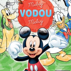 JIRI MODELS Maluj vodou Disney Mickey Mouse omalovánky
