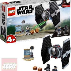LEGO STAR WARS Útok stíhačky TIE 75237 STAVEBNICE