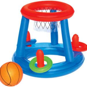 BESTWAY Centrum nafukovací hrací set s míčem a kroužky Do vody