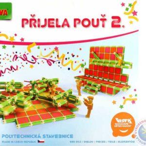 VISTA SEVA Přijela pouť 2 polytechnická STAVEBNICE 693 dílků