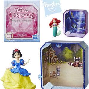HASBRO Disney Princezny překvapení v krabičce panenka různé druhy