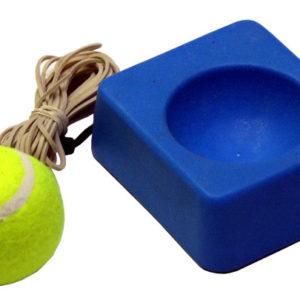ACRA Hra tenisová TENIS na gumě TRENAŽÉR tenisový