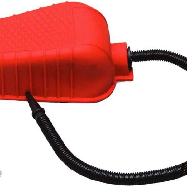 ACRA Nafukovadlo Žabka (nožní pumpa) 2 litry