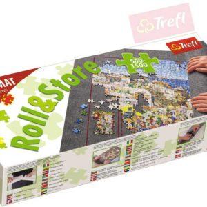 TREFL Podložka rolovací koberec set na úschovu a transport obrázků puzzle