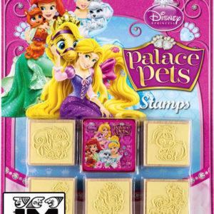 JIRI MODELS Razítka set 5+1 Disney Palace Pets
