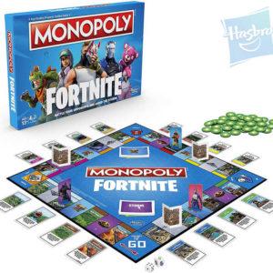 HASBRO HRA Monopoly Fortnite anglická verze ENG *SPOLEČENSKÉ HRY*