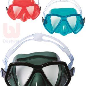 BESTWAY Essential Eversea brýle potapěčské 7+ různé barvy do vody 22059