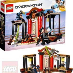 LEGO OVERWATCH Hanzo vs. Genji 75971 STAVEBNICE