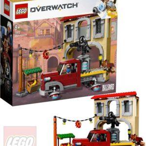 LEGO OVERWATCH Dorado Showdown 75972 STAVEBNICE
