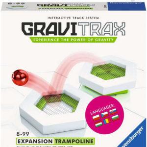 RAVENSBURGER Stavebnice GraviTrax Trampolína rozšíření ke koulodráze