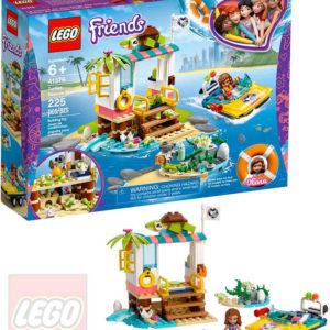 LEGO FRIENDS Mise na záchranu želv 41376 STAVEBNICE