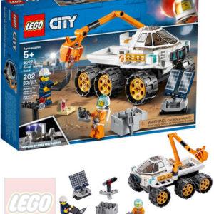LEGO CITY Testovací jízda kosmického vozítka 60225 STAVEBNICE