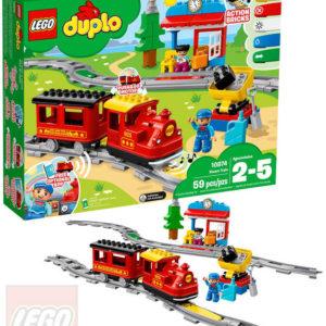 LEGO DUPLO Parní vláček 10874 STAVEBNICE