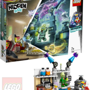 LEGO HIDDEN SIDE J. B. a jeho laboratoř plná duchů 70418 STAVEBNICE