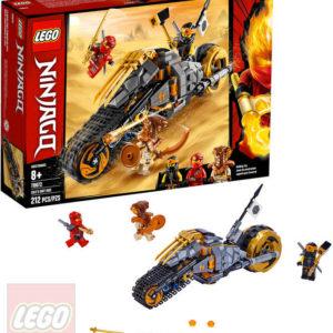 LEGO NINJAGO Coleova terénní motorka 70672 STAVEBNICE