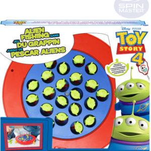 SPIN MASTER Hra na rybáře Toy 4 Story (Příběh hraček) chytání mimozemšťanů