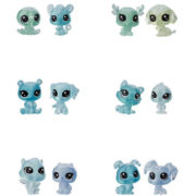 HASBRO LPS Zvířátko Littlest Pet Shop ledové království set 2ks různé druhy