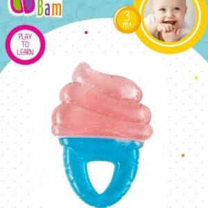 ET BAM BAM Baby kousátko zmrzlina pro miminko