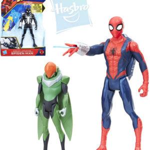 HASBRO Spiderman 15cm akční figurka s vystřelovacím pohybem různé druhy