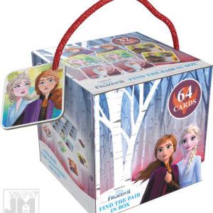 JIRI MODELS Pexeso na cesty Frozen 2 (Ledové Království)