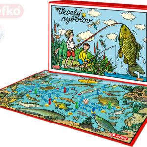 EFKO Hra Veselý rybolov *SPOLEČENSKÉ HRY*