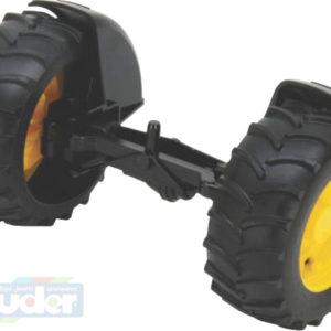 BRUDER 42050 Náprava přední kola pro traktory John Deere 6920