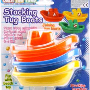Baby Lodičky barevné set 3ks skládací parník do vany pro miminko