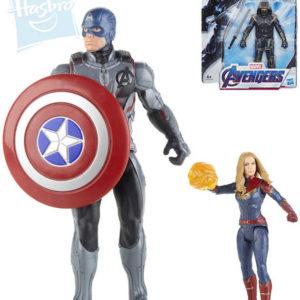 HASBRO Figurka akční Avengers 15cm různé druhy set s doplňkem plast
