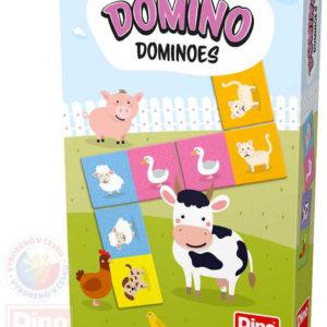 DINO Domino zvířátka *SPOLEČENSKÉ HRY*