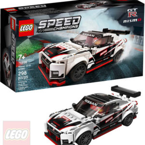 LEGO SPEED CHAMPIONS Auto Nissan GT-R NISMO 76896 STAVEBNICE