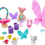 MATTEL BRB Barbie Dreamtopia set herní pohádkový panenka s doplňky