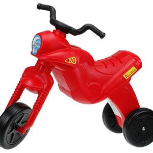 MAD Odrážedlo ENDURO Maxi dětské odstrkovadlo červená motorka do 25kg