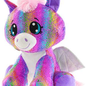 PLYŠ Pegas Rainbow Star Sparkle 24cm okřídlený koník *PLYŠOVÉ HRAČKY*