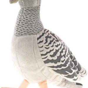 PLYŠ Pták holub 22cm *PLYŠOVÉ HRAČKY*