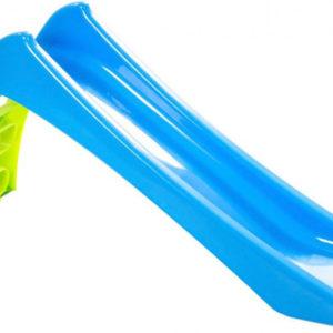 Skluzavka malá modrozelená 116cm s vlhčením plast