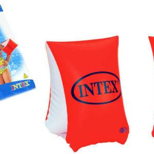 INTEX Rukávky dětské nafukovací 30 x 15 cm PLAVACÍ 58641