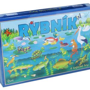 HYDRODATA Hra Rybník SPOLEČENSKÉ HRY