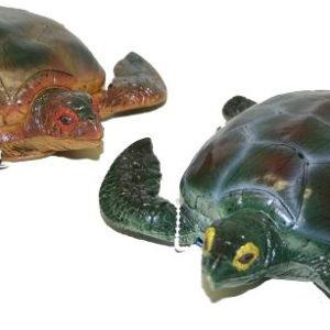 Želva vodní plastová 21 cm 2 druhy