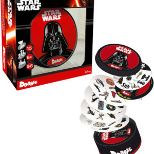 ASMODEE Hra postřehová Dobble Star Wars v plechové krabičce *SPOLEČENSKÉ HRY*