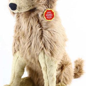 PLYŠ Pes zlatý retriever 63cm *PLYŠOVÉ HRAČKY*