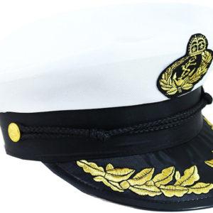 KARNEVAL Čepice námořník dětská KARNEVALOVÝ DOPLNĚK
