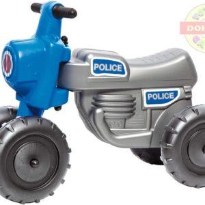 MAD Odrážedlo dětské odstrkovadlo CROSS plastová motorka Policie