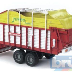 BRUDER 02214 (2214) Sběrací vůz na seno POTTINGER