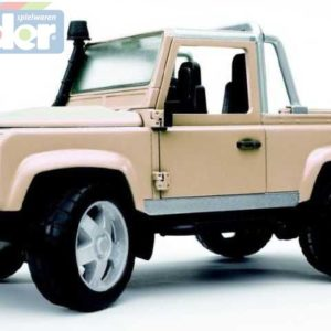 BRUDER 02591 (2591) Auto Land Rover Pick Up