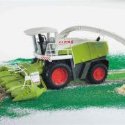 BRUDER 02131 (2131) Řezačka na kukuřici CLAAS JAGUAR