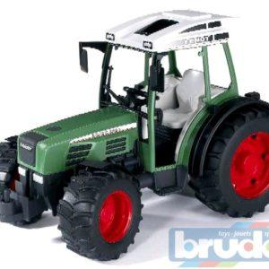 BRUDER 02100 (2100) Traktor FENDT Farmer