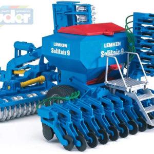 BRUDER 02026 (2026) Secí stroj LEMKEN Solitair