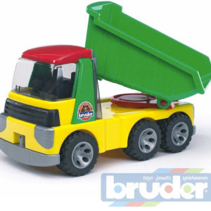 BRUDER 20000 Auto nákladní - sklápěč