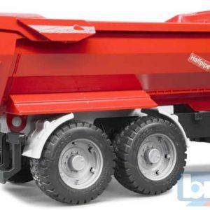 BRUDER 02225 (2225) Sklápěcí vůz Krampe vlečka PLAST