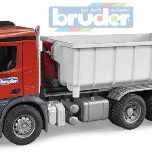 BRUDER 03622 (3622) Kontejner Auto nákladní Mercedes Benz AROCS